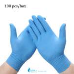 Disposable Nitrile Gloves (1 Box)