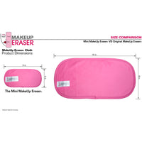 MakeUp Eraser: Mini Pink