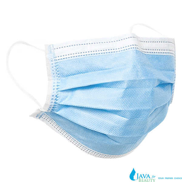 3-Layer Disposable Face Mask