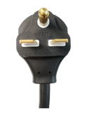 Adapter E - NEMA 6-30 plug to NEMA L6-20 receptacle