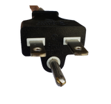 Adapter K - NEMA 6-15 plug to NEMA L6-20 receptacle