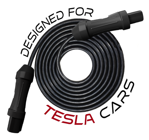 ELONG™ Extension Cable compatible with Tesla vehicles
