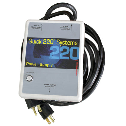 Quick 220 for Electric Vehicles
