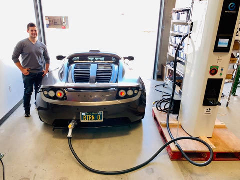 JdeMO for Tesla Roadster