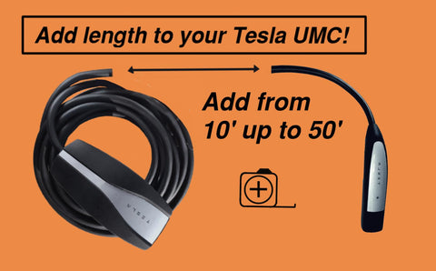 Service: Tesla UMC Cable Extension