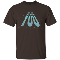 May The kg.m/s squared Be With You. Math and Science T-Shirt