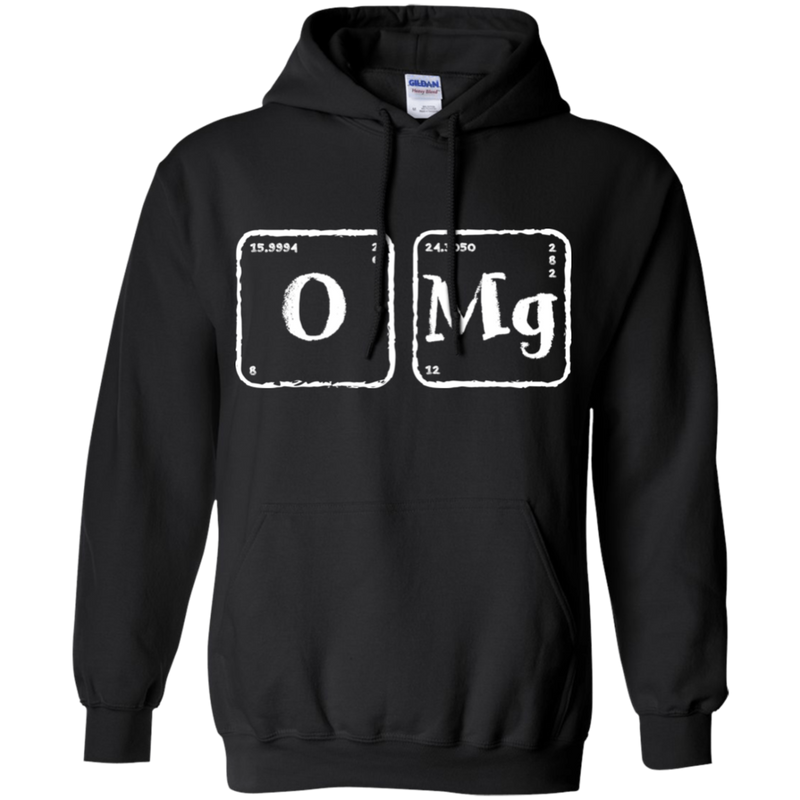 OMG. Periodic Table Science Hoodie