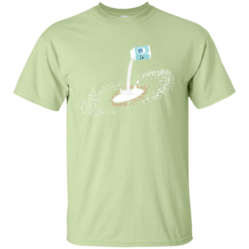 Milky Way. Science Solar System T-Shirt