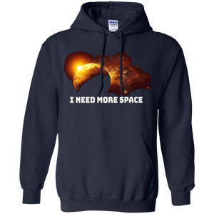 I Need Space. Science and Astronomy  Hoodie