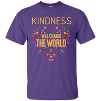 Kindness Will Change The World. Environmental Awareness T-Shirt