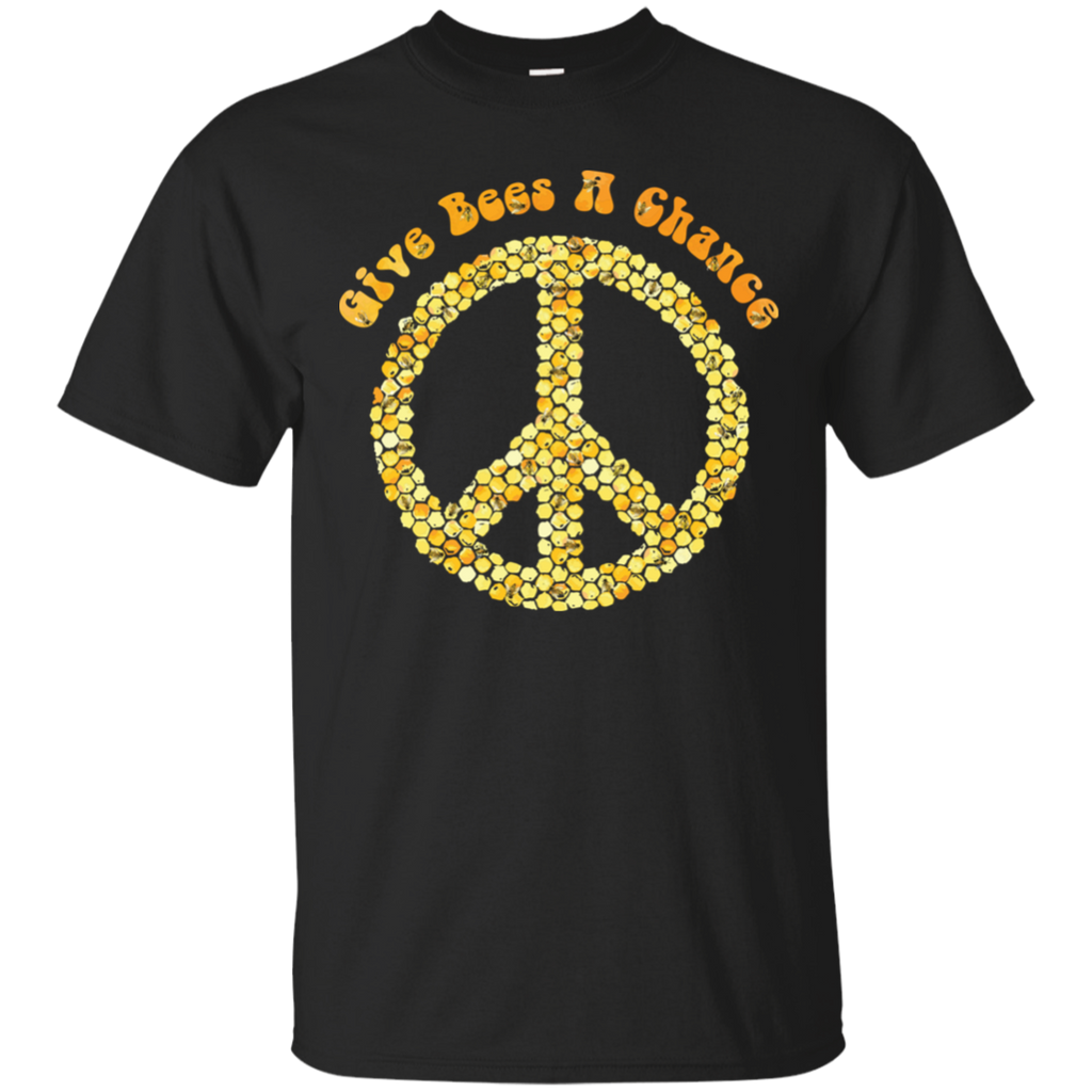 Give Bees A Chance. Youth Environmental Awareness T-Shirt