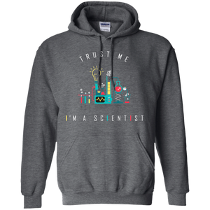 Trust Me I Am A Scientist. Science Graphic Hoodie