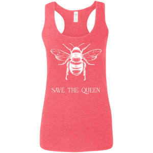 Save The Queen. Woman's Environmental Awareness Tank Top