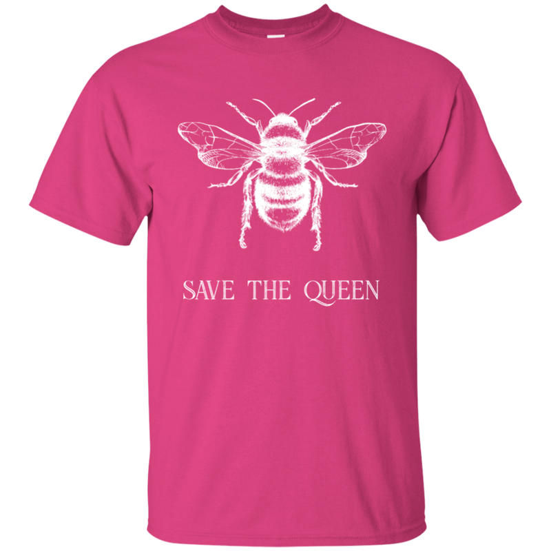 Save The Queen. Environmental Awareness Youth T-Shirt