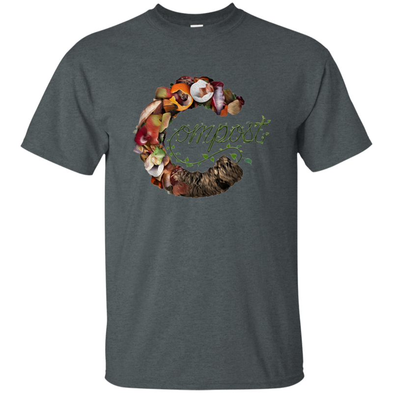 Compost! Environmental and Science Tshirt