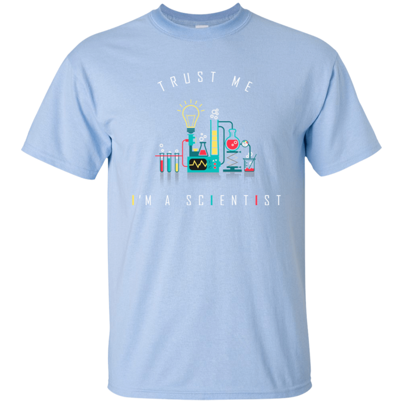Trust Me I Am A Scientist. Science Youth T-Shirt