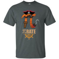 Pi RATE.  Math T-Shirt