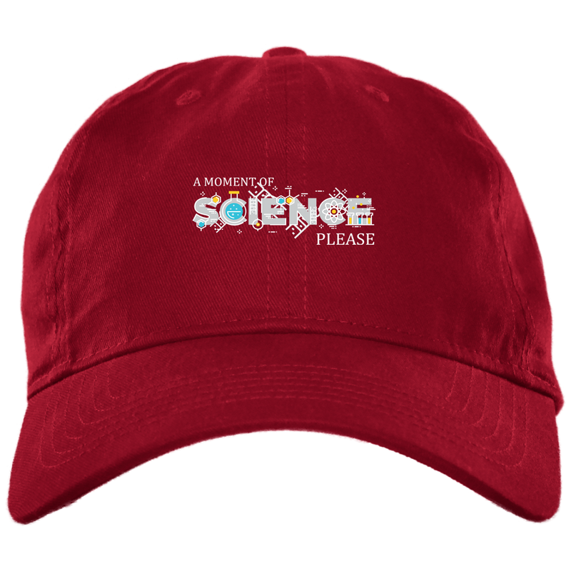 A Moment Of Science Please. Science Hat