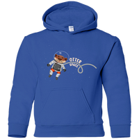 Otter Space. Youth Science Hoodie