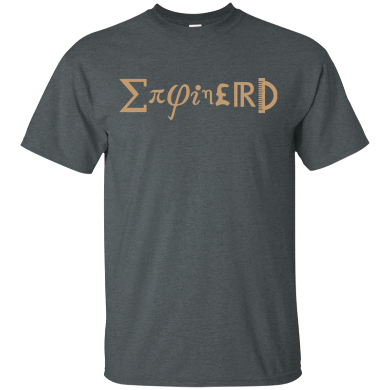 Enginerd Science and Math T-Shirt