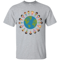 World Love. Environmental Awareness T-Shirt