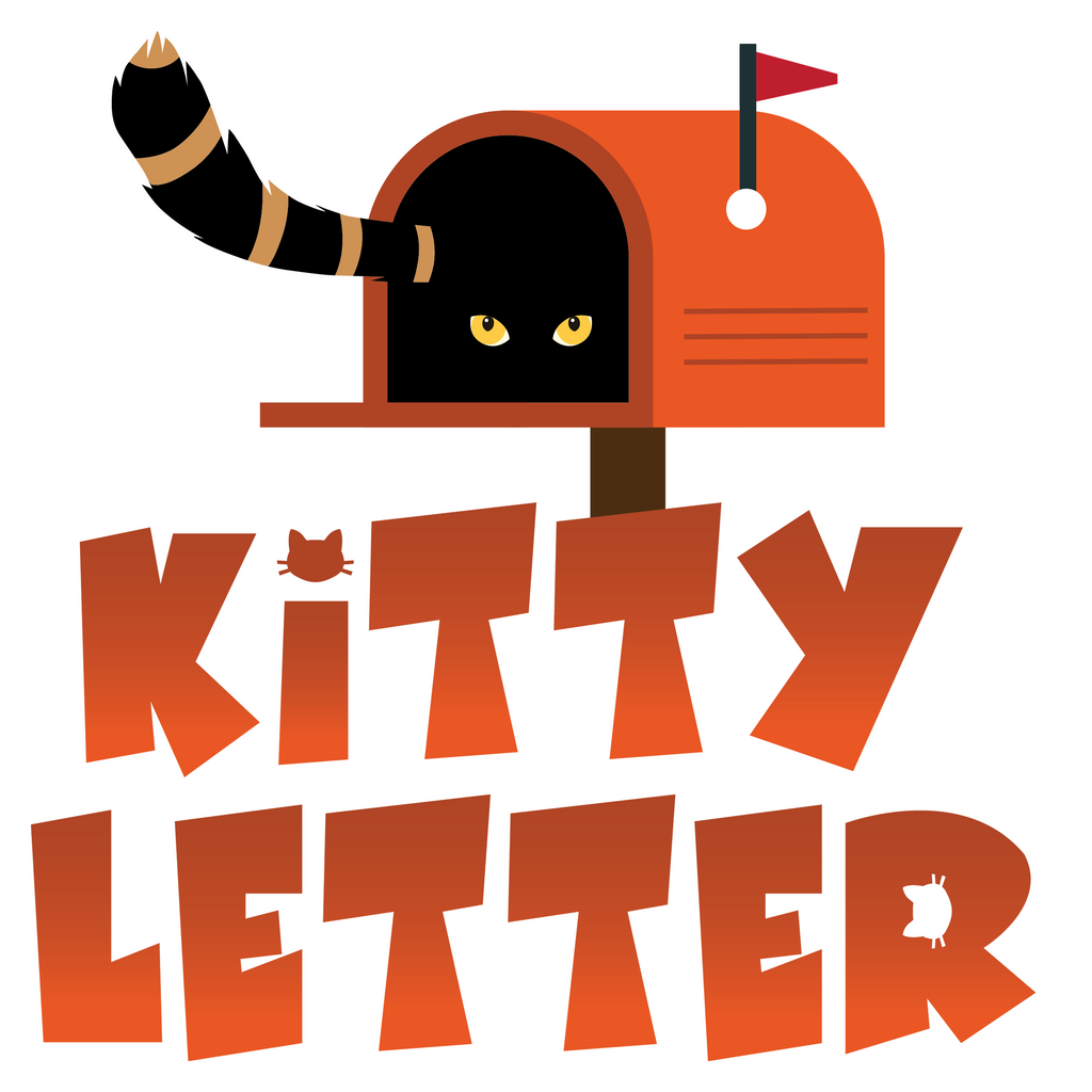 Kitty Letter.  Long Sleeve Science T-Shirt