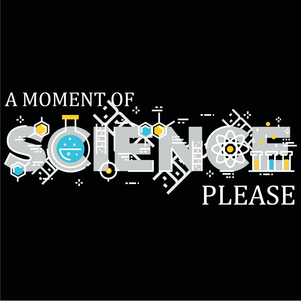 A Moment Of Science, Please. Women's Science Tank Top