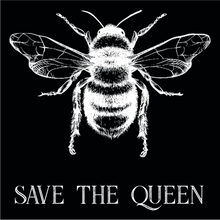 Load image into Gallery viewer, Save The Queen. Environmental Awareness T-Shirt