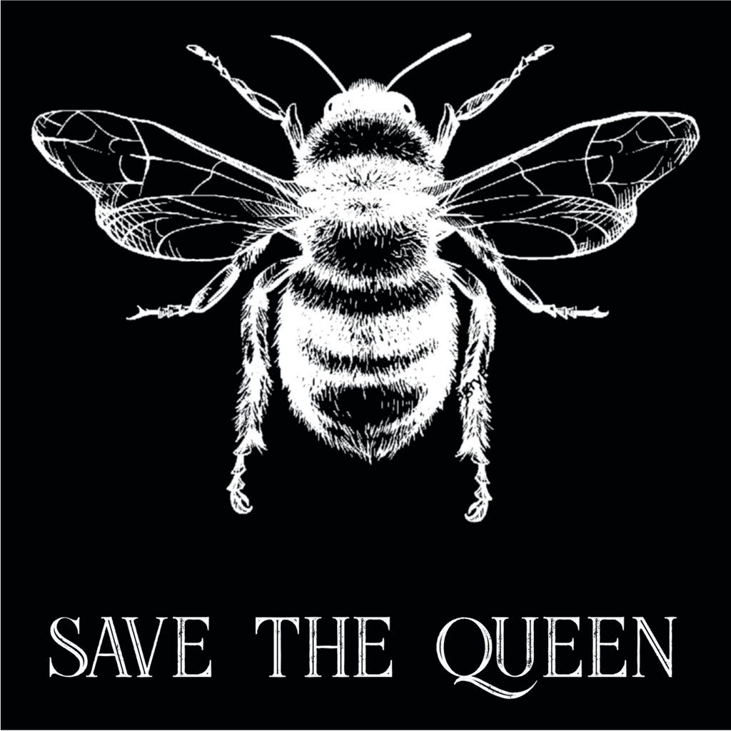 Save The Queen. Environmental Awareness Youth Hoodie