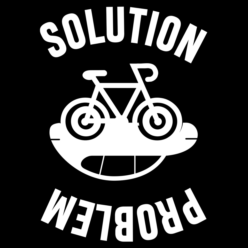 Solution and Problem. Youth Environmental Awareness T-Shirt