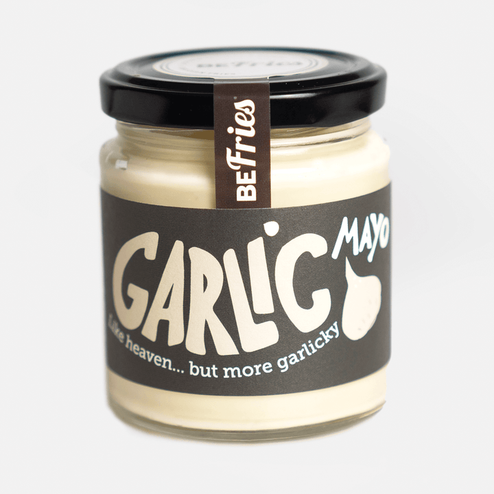 Home made Garlic Mayonnaise