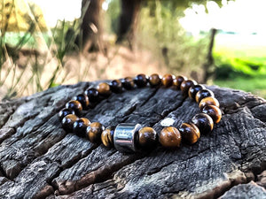 Classic Brown Tiger's eye - Kingdom Accessories