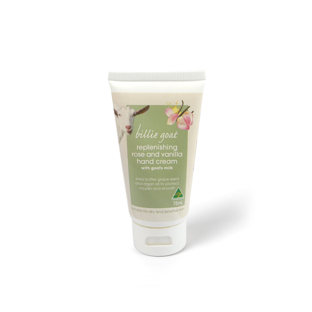 Replenishing Hand Cream - Rose & Vanilla 75ml