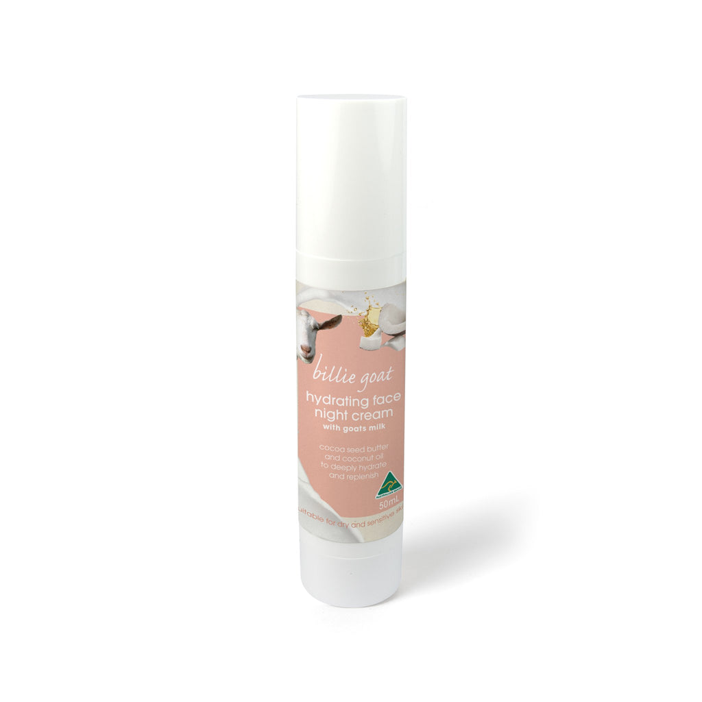 Hydrating Face Cream - Night Time 50ml