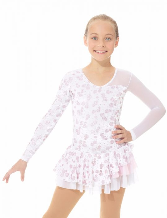 MD2971/18 Pink Swirl Dress