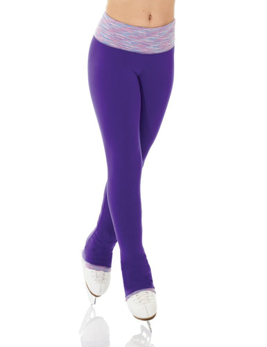 MD4459  Mondor Polartec Leggings - Purple
