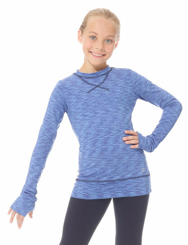 MD4501 Mondor Long Sleeve Royal Blue Shirt