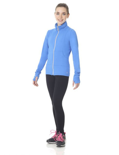 MD4808 Mondor Supplex Jacket - Vivid Blue
