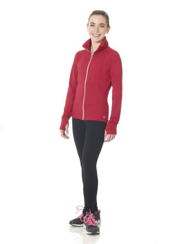 MD4808 Mondor Supplex Jacket - Rouge