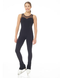 MD6850 Mondor Supplex Mesh Unitard