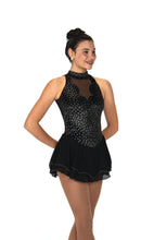 Load image into Gallery viewer, J111/19 Richelieu Dress Black Onyx