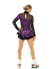 Load image into Gallery viewer, MD12925/17 Purple Punk Dress