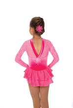 Load image into Gallery viewer, J012/19 Ooh La Lace Dress Warm Pink