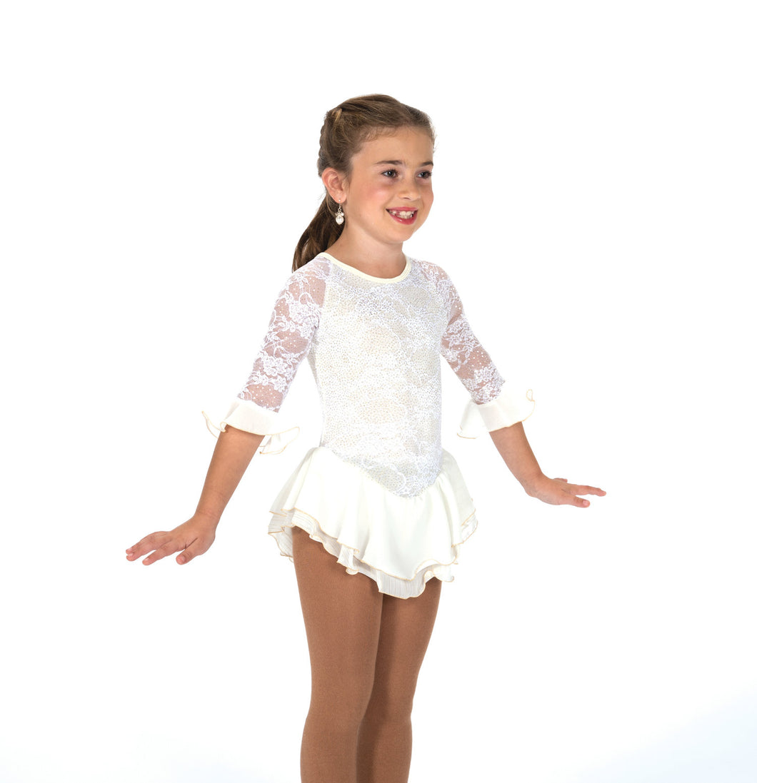 J187/18 Pearly Everlasting Dress - Child 10-12