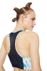 Desigual - Luminescent Sports Bra