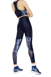 Desigual - Atlantis Run Pro Leggings