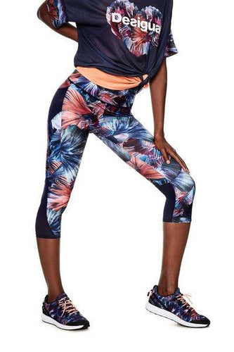 Desigual - Atlantis Capri Leggings