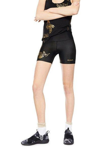 Desigual - Exorbidance Fitted Shorts