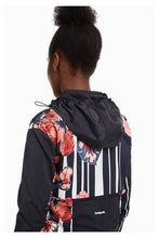 Load image into Gallery viewer, Desigual - Scarlet Bloom 3 in 1 Running Jacket