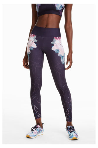 Desigual - Art & Thread Leggings